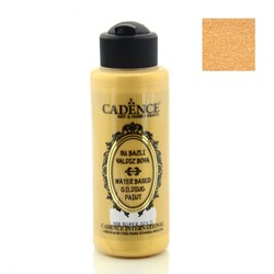Cadence - Cadence Metalik Boya – 108:Super Gold 120ml